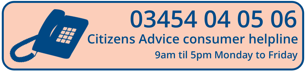 Image linking to Citizens Advice Consumer business operations