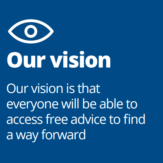 Image with our vision statement
